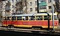 Трамвай в Екатеринбурге 8 апреля 2020 года.jpg