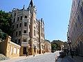 Украина, Киев - Замок Ричарда Львиное Сердце 07.JPG
