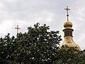 Украина, Киев - Купола Софиевского собора 01.jpg