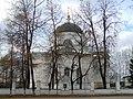 Церковь Иоанна Предтечи (Фряново). Восточный фасад.JPG