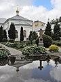 Церковь Сретения, после летнего дождя.jpg