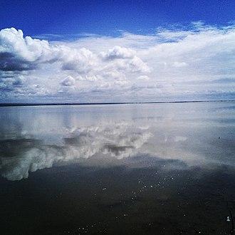 Chogray Reservoir - Image: Чограйское водохранилище