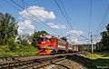 ЭР2К-1013, Россия, Новосибирская область, перегон Издревая - Жеребцово (Trainpix 202094).jpg