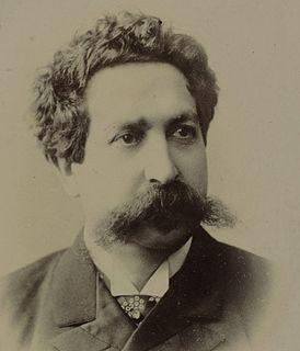 Angelo Neumann German author, opera singer and director