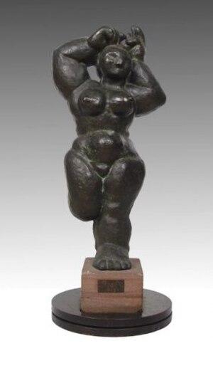 """Bernard Reder - """"Woman"""" by Bernard Reder"""