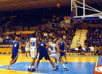 Ashkelon Sports Arena - Image: קבוצת עירוני אשקלון