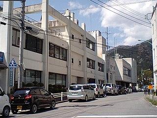 Okutama, Tokyo Town in Kantō, Japan