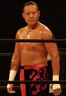 Yasushi Kanda Japanese professional wrestler