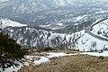 草津白根山湯釜から万座温泉の眺望 - panoramio.jpg