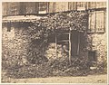 -Rustic Building with Man under Trellis- MET DP261145.jpg