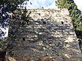 006 Monestir de Sant Cugat del Vallès, torre de la muralla est.JPG