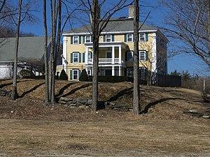 Fifth Massachusetts Turnpike - Site of former Kendall Inn, Leominster, MA.