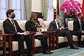 01.19 總統接見「英國在台辦事處新任代表鄧元翰」 - Flickr id 50851428051.jpg
