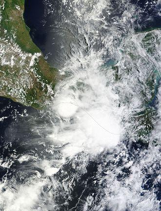 2016 Pacific hurricane season - Image: 01E 2016 06 07 1708Z