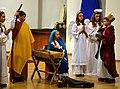 03 Das katholische Fest der Heiligen drei Könige 2013 in Sanok.JPG