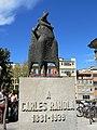 044 A Carles Rahola, de Francesc Torres Monsó, rambla de la Llibertat (Girona).JPG