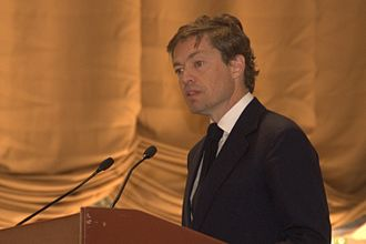 Nicolas Berggruen - Image: 05082012Globalgovern ance 073(cropped)
