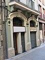 050 Casa Rigual Artigas, c. Sant Bernat (Vilafranca del Penedès).JPG