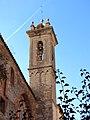 070 Sant Jeroni de la Murtra, campanar.JPG