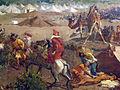 094 La batalla de Tetuan, de Marià Fortuny (detall).jpg