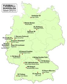 Bundesliga 2012