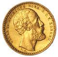 10 Öre provmynt i guld ca 1882.jpg
