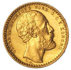 svenska gamla mynt