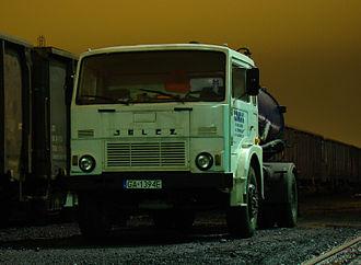 Jelcz - Image: 1101 Jelcz 325 1986