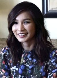 Gemma Chan 110818 Gemma Chan in an interview for Collider Video.png