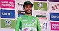 11 Etapa-Vuelta a Colombia 2018-Ciclista Carlos Julian Quintero-Lider Sprint Especial.jpg