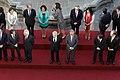 11 Marzo 2018, Pdta. Bachelet y Ministros participan de foto oficial previo al cambio de mando. (38937382270).jpg