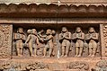 12th century Airavatesvara Temple at Darasuram, dedicated to Shiva, built by the Chola king Rajaraja II Tamil Nadu India (104).jpg