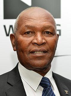 Kipchoge Keino Kenyan athlete