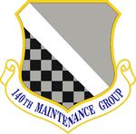 140 Maintenance Gp emblem.png