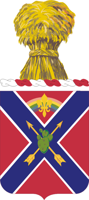 Minnesota Army National Guard - Image: 151FARegt COA
