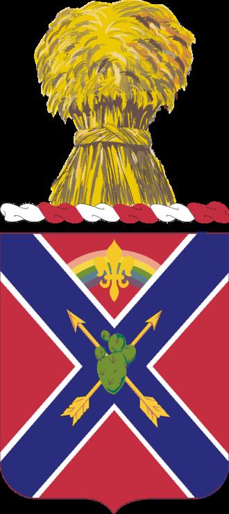 Minnesota Army National Guard - Image: 151FARegt COA
