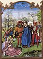 15th-century unknown painters - Grimani Breviary - The Month of April - WGA15778.jpg