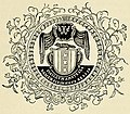 1654 seal of New Amsterdam, Valentine's Manual.jpg