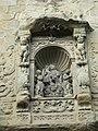 165 Església de la Pietat (Vic), fornícula de la Mare de Déu.jpg