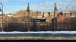 167th Street IRT 4 Train