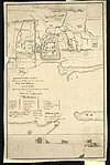 100px 1781   1800   07 1784 plan of mangulore fort taken by army under general mathews