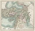 1801 Cary Map of Turkey, Iraq, Armenia and Sryia - Geographicus - TurkeyAsia-cary-1801.jpg