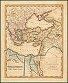 1823 map of the Eastern Part of the Roman Empire by Fielding Lucas, Jr.jpg