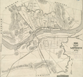 1850 map Lawrence Massachusetts by Crosby BPL 12825.png