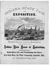 Timeline of Indianapolis - Wikipedia on