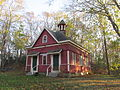 1897 Bournedale School House, Bournedale MA.jpg