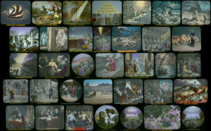 The Photo-Drama of Creation - The slides from the Photo-Drama of Creation.