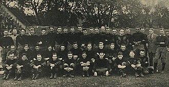 1921 Iowa Hawkeyes football team - Image: 1921Hawkeyes