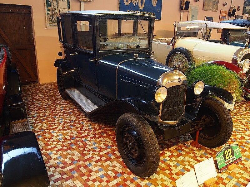 datei 1922 citro n b2 10cv 1450cc 4cyl at the mus e automobile de vend e pic wikipedia. Black Bedroom Furniture Sets. Home Design Ideas