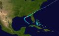 1924 Atlantic hurricane 5 track.png